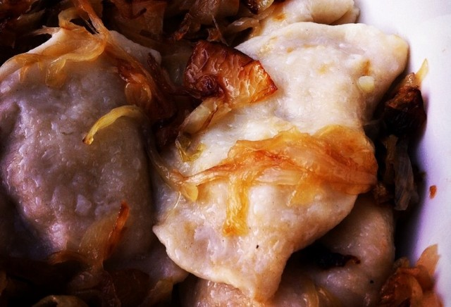 kreplach dumplings