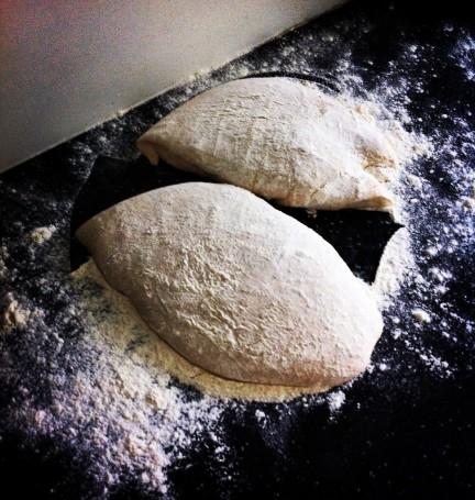 Spelt Sourdough dough